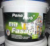 Акриловая водно-дисперсионная краска Elit Fasad, 14 кг