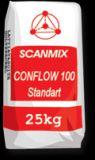 Смесь самовыравнивающая Scanmix Conflow 100 Standart, 25кг.