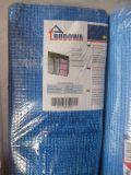 Сетка фасадная BUDOWA-145, 50м. (синяя)