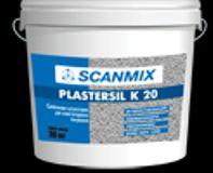 Силиконовая барашек SCANMIX  PLASTERSIL  K, зерно 2 мм, 25 кг.